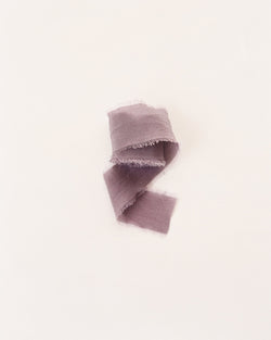 Classic Silk Ribbon in Mauve