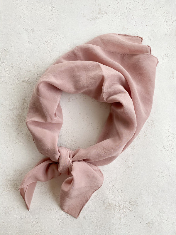 Silk Blush Scarf 214