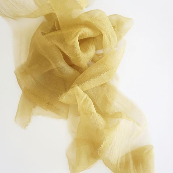 Gossamer Honey Ribbon