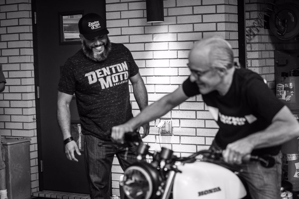 MAY 2016: Denton Moto Collective Launch Party