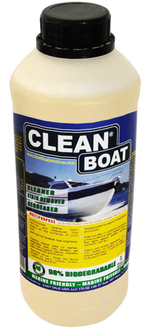 Clean Boat - All in one product to clean and protect  - FREE SAMPLE