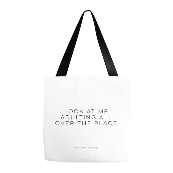Adulting Tote