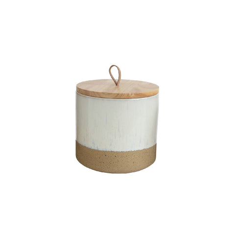 Medium Ceramic Canister