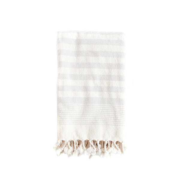 Terry Stripe Bath Towel