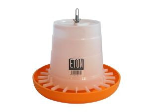 Eton Orange & White Plastic Feeders