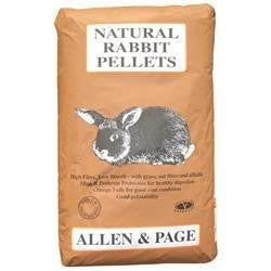 Allen & Page Natural Rabbit Pellets