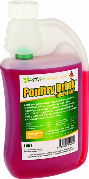 Agrivite Poultry Drink