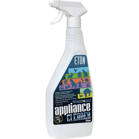 Eton Appliance Cleaner