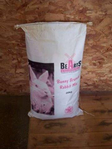 Bearts Bunny Brunch Mix 15kg