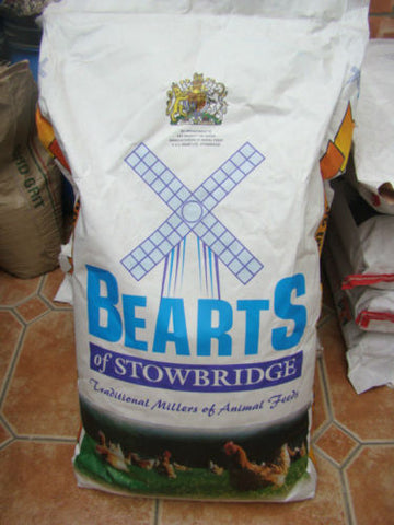 Bearts Poultry Layers Pellets 16% 20kg