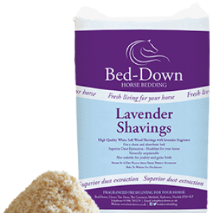 Bed Down Lavender Shavings