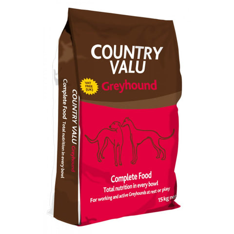 Burgess Country Valu Greyhound