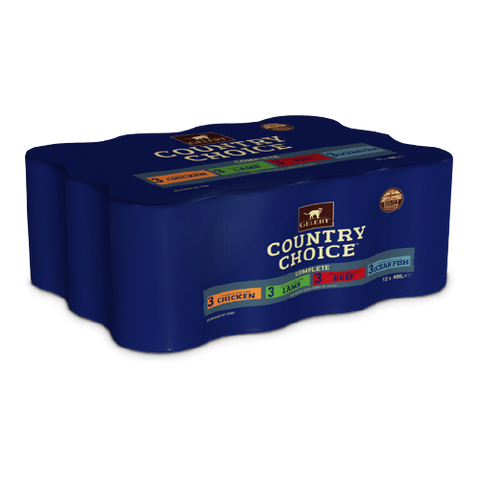 Gelert Country Choice Cat 12 Large Cans