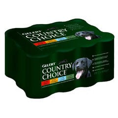 Gelert Country Choice Working & Sporting Dog Food