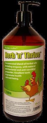 Agrivite Chicken Lickin' Herb 'n' Thrive