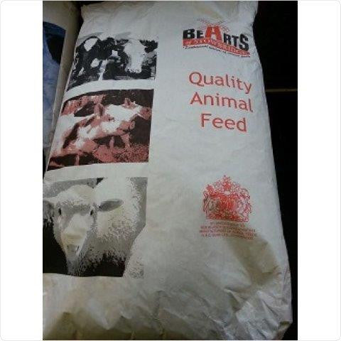 Bearts Sow & Weaner Nuts 20kg