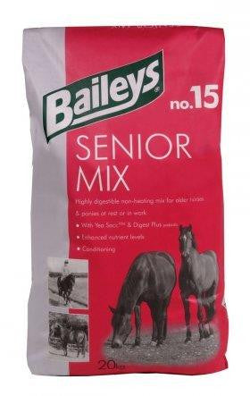 Baileys No.15 Senior Mix 20kg