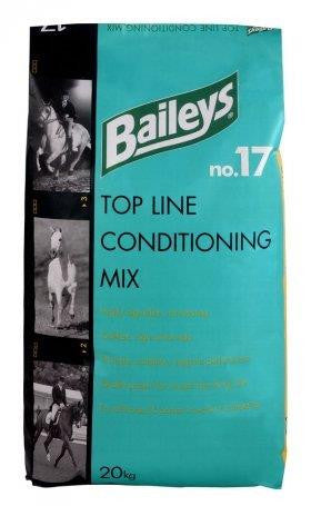 Baileys No.17 Topline Conditioning Mix 20kg
