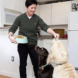 Stacy Talks Gourmet Human Food for Dogs