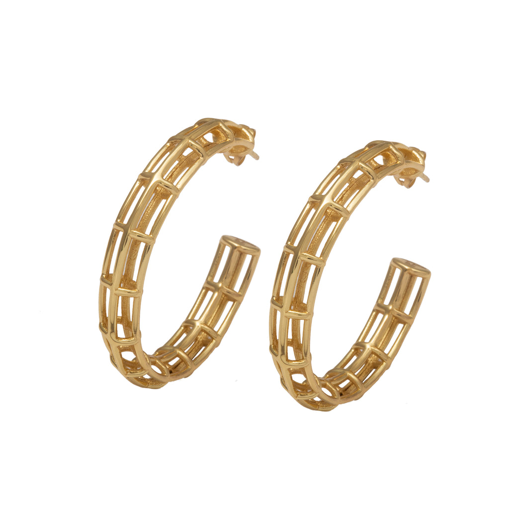 Lecce Earrings - TINA REDDY