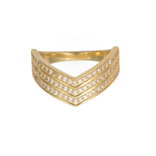 Mantua Ring - TINA REDDY