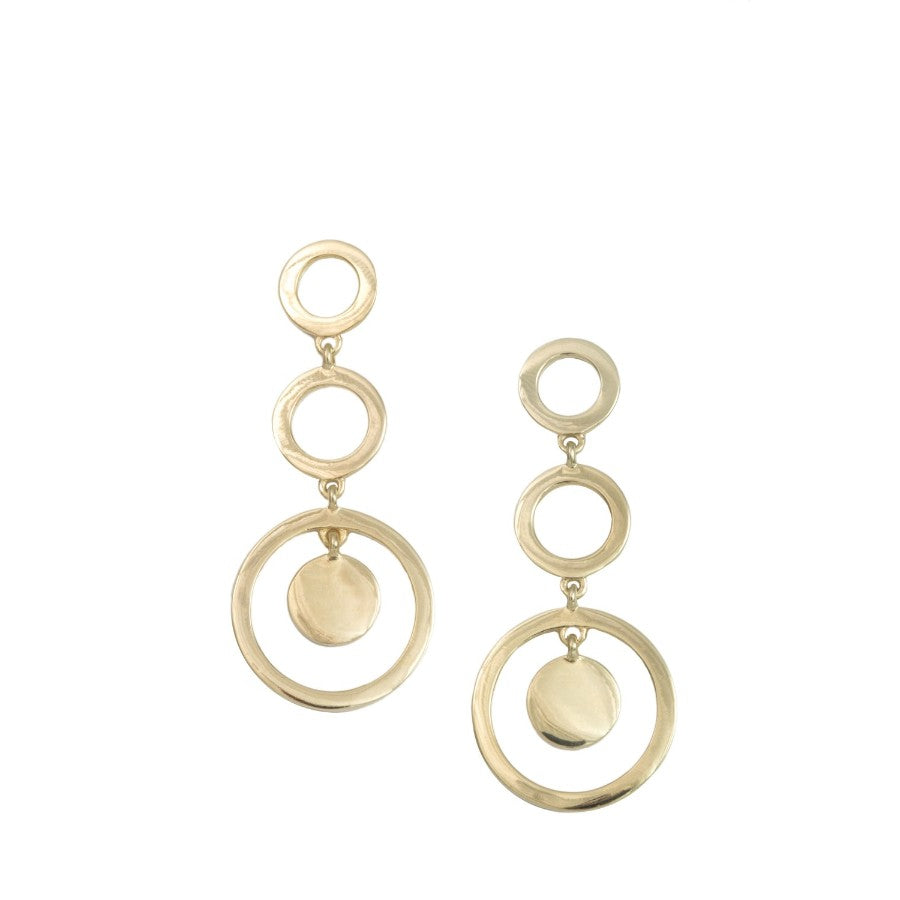Ravenna Earrings - TINA REDDY