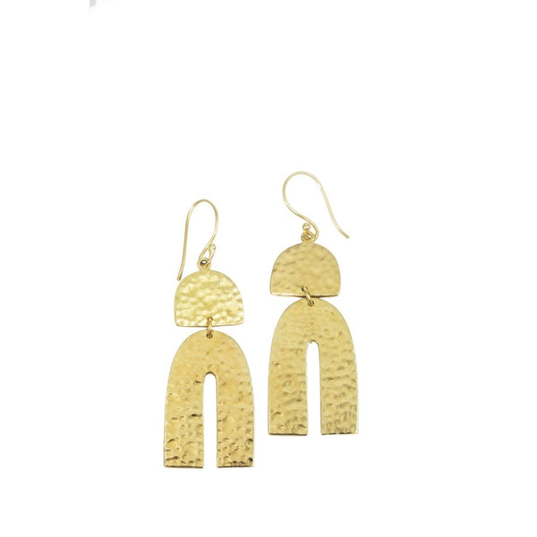 Matera Earrings - TINA REDDY