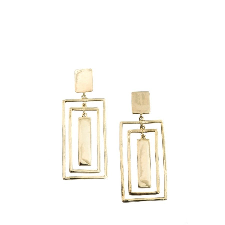 Lucca Earrings - TINA REDDY