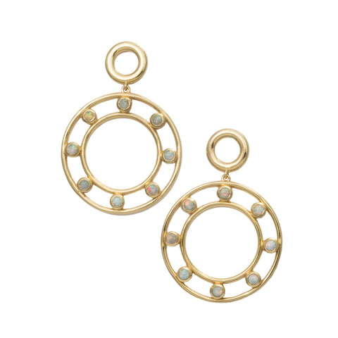 Sicily Earrings - TINA REDDY