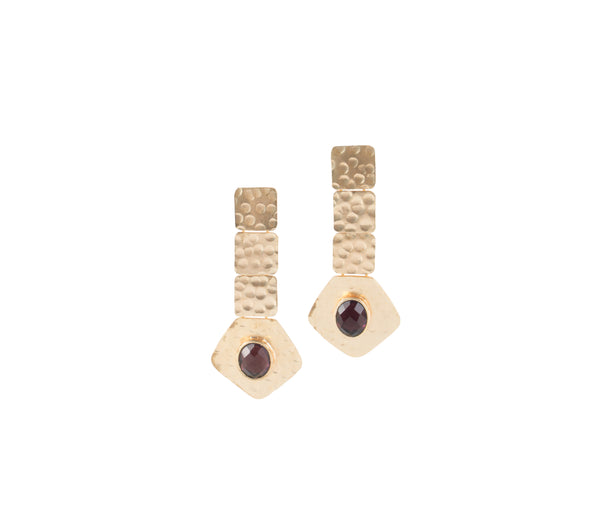 Titania Earrings - TINA REDDY