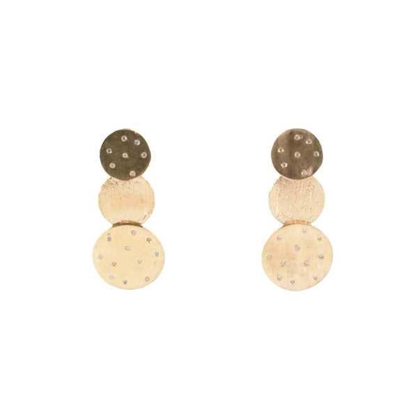 Andromeda Earrings - TINA REDDY