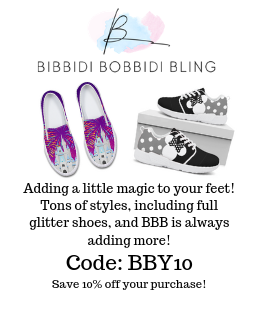 Save 10% off your purchase at Bibbiddi Bobbiddi Bling, a store designed to make your feet sparkle and shine with the cutest shoes in the kingdom!