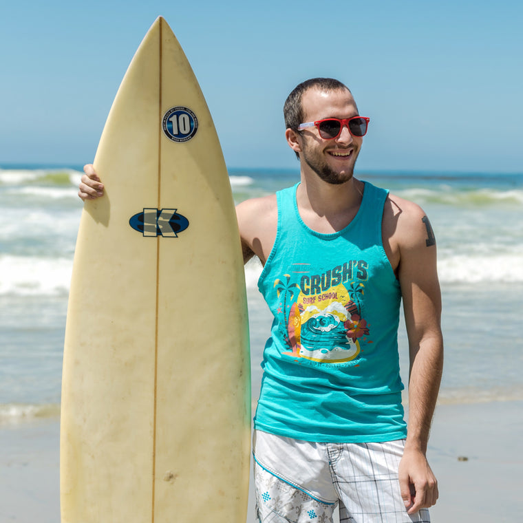 Crush's Surf School - Men's Tank