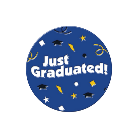 Just Graduated {Celebration Collection} - Pin