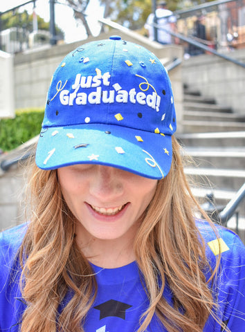Just Graduated {Celebration Collection} - Dad Hat
