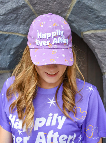 Happily Ever After {Celebration Collection} - Dad Hat
