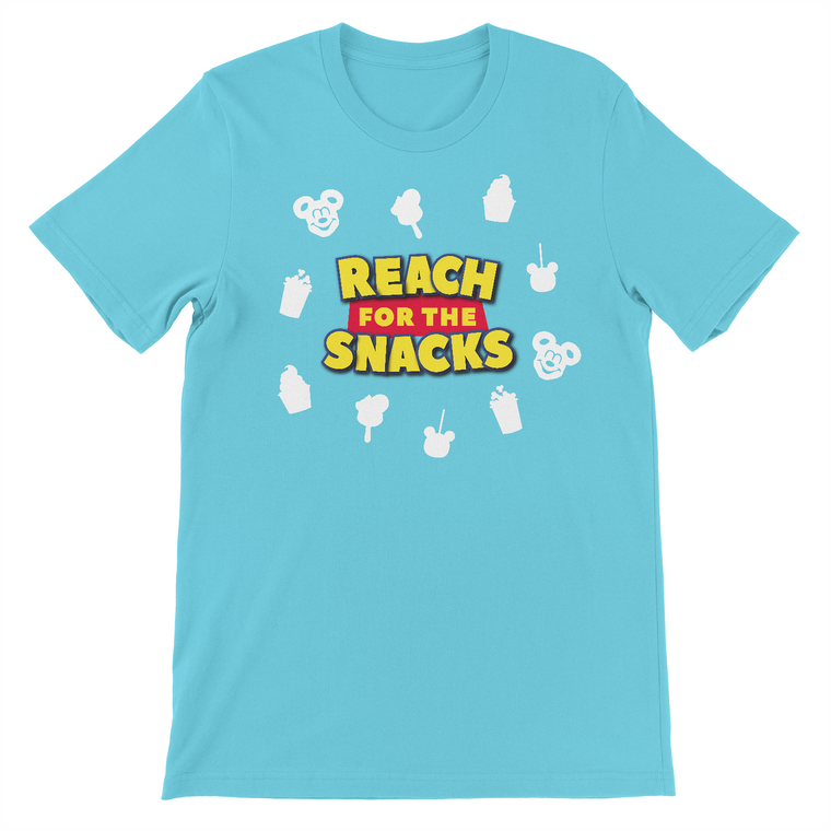 Reach for the Snacks - Unisex Crew