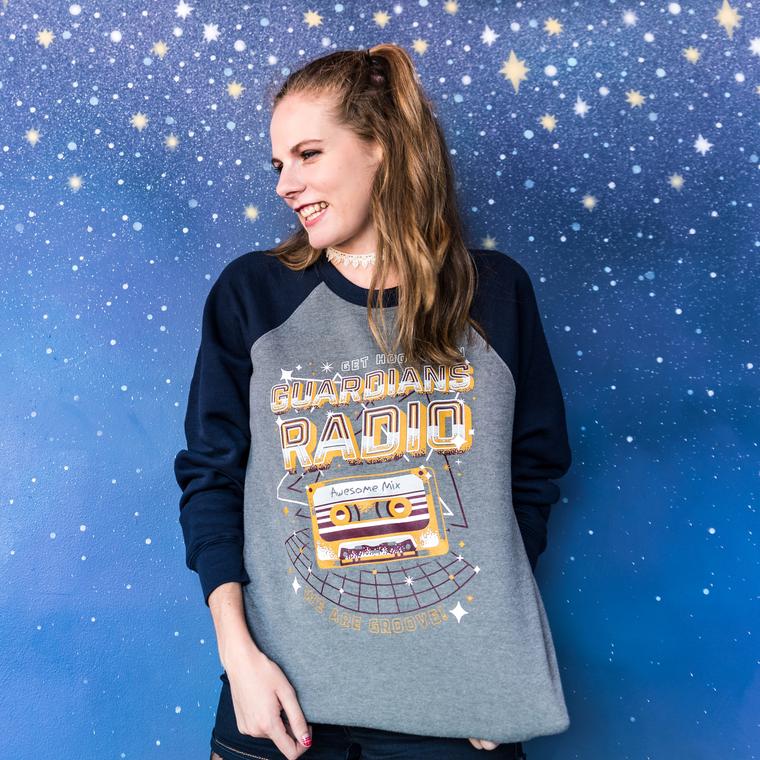 Guardians Radio - Unisex Sweatshirt