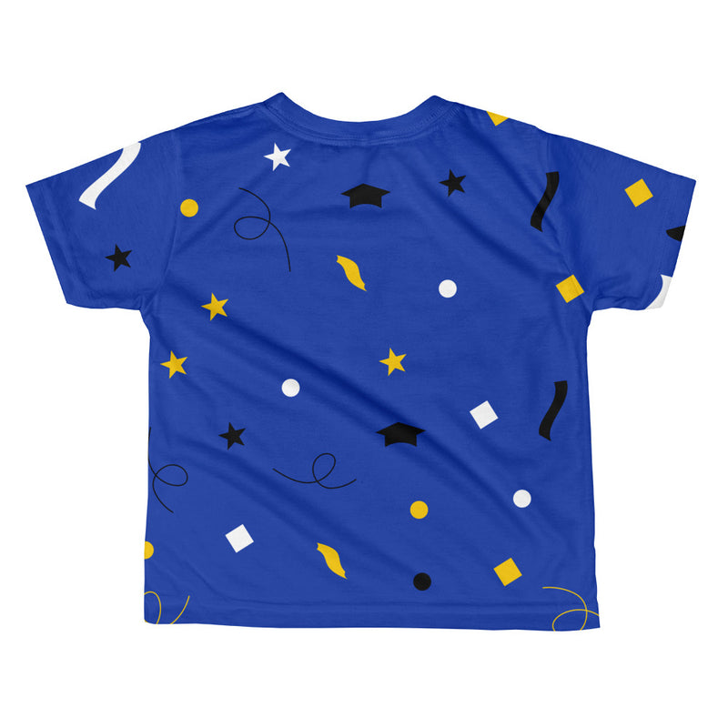 Just Graduated - Toddler Sublimated Crew