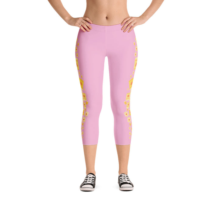 Floating Lanterns Spring/Summer Edition - Capri Leggings