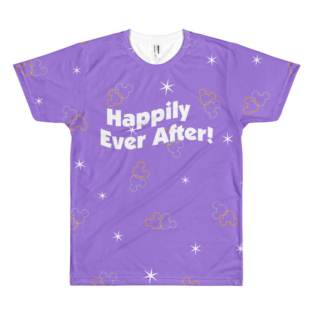 Happily Ever After - Unisex Sublimated Crew