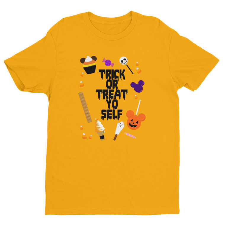 Trick or Treat Yo Self - Unisex Crew