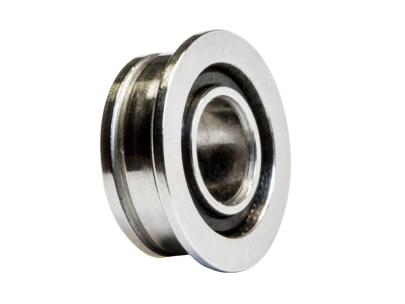 Ceramic bearing for Star style turbines