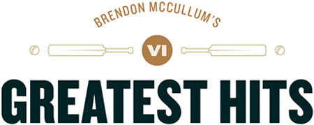 Brendon McCullum's Greatest Hits
