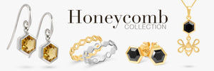 Honeycomb Jewellery Collection