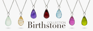 Birthstone of the Month Jewellery Collection