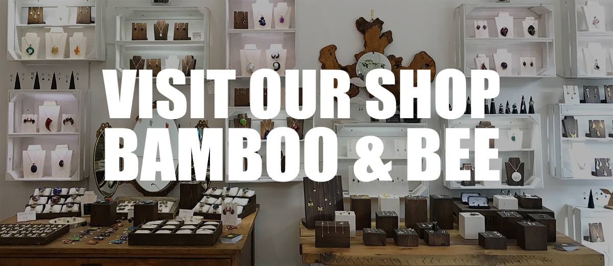 Visit Magpie's Loot at Bamboo & Bee