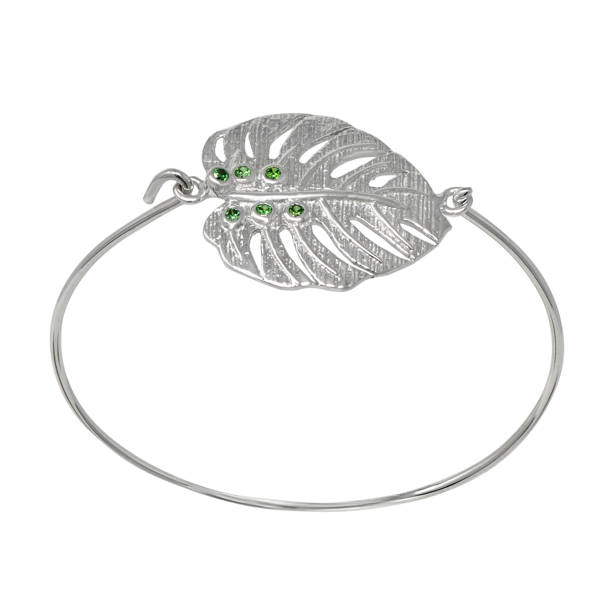 Exotic Monstera Bangle