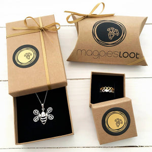 Magpie's Loot Honeycomb Collection Packaging