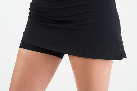 Soft Simple Sports Skirt